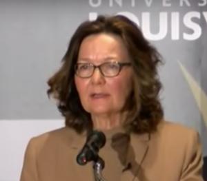 Gina Haspel CIA director speaks