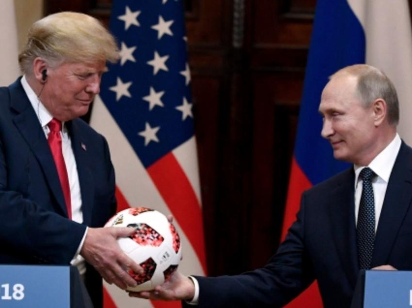 Putin's Ball