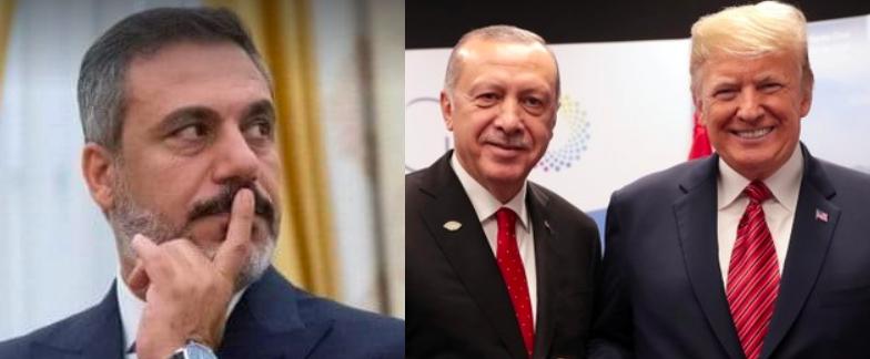 Fidan Erdogan Trump