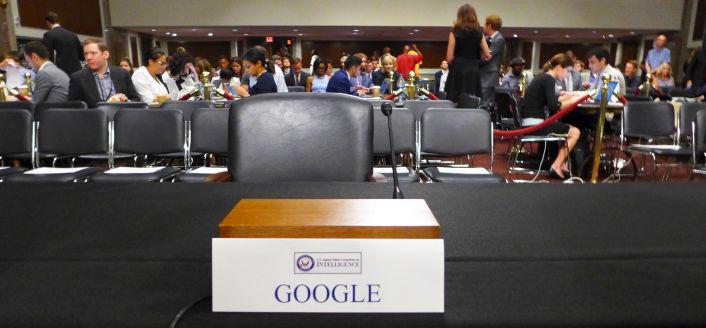 Google Empty Chair
