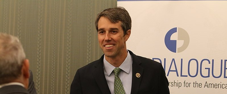 Beto O'Rourke (Credit - Creative Commons)