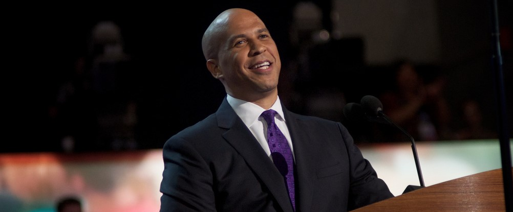 Cory Booker (Credit - Creative Commons)