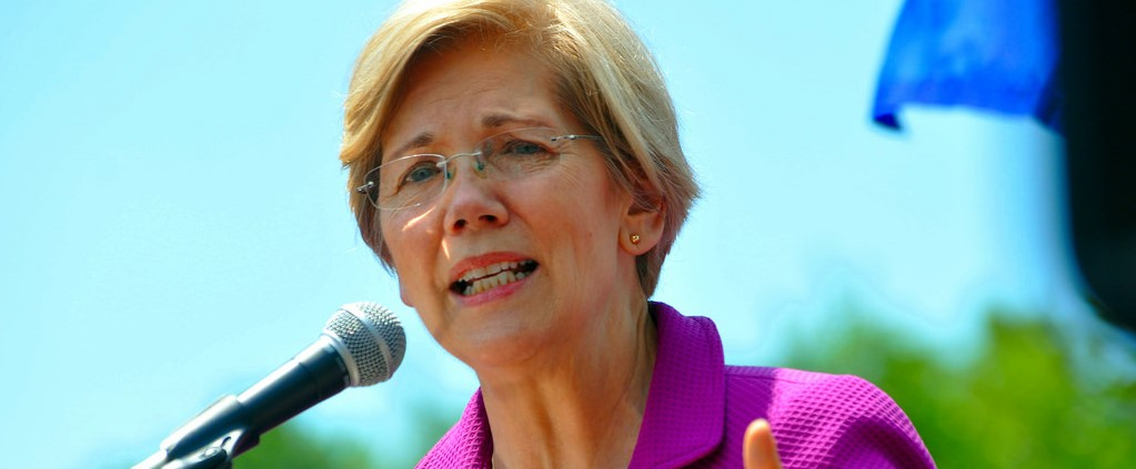 Elizabeth Warren (Credit - Creative Commons)