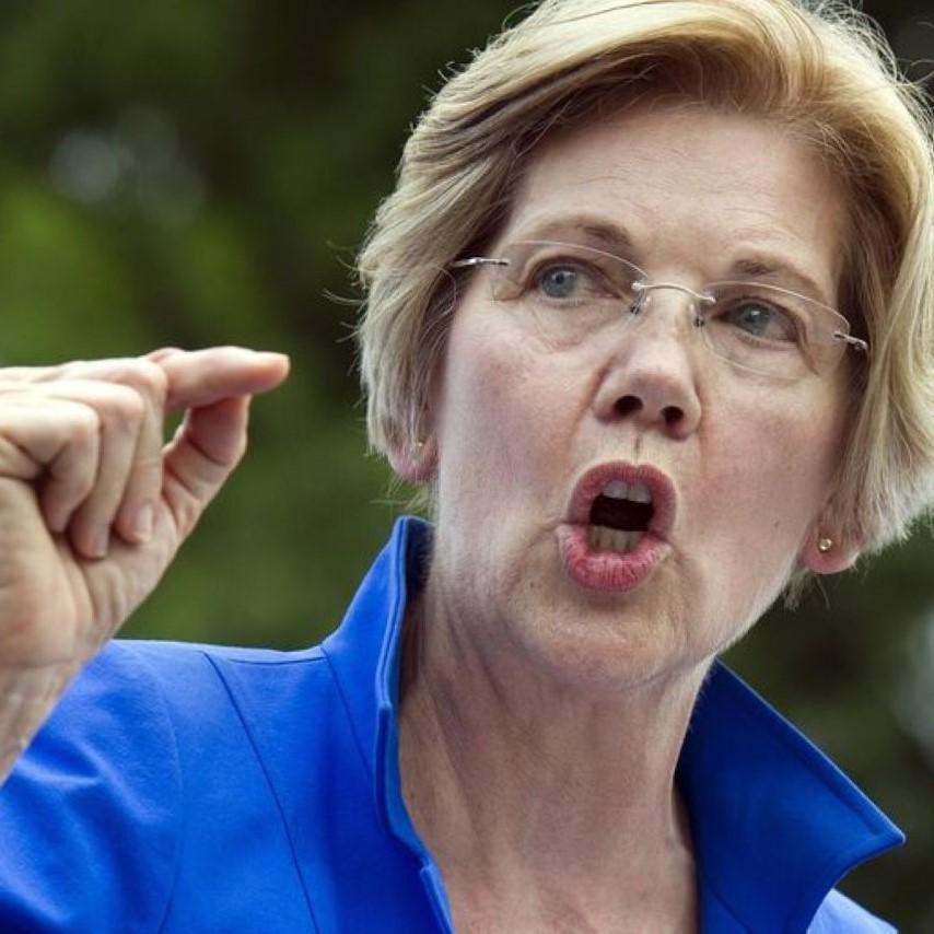 Elizabeth Warren Washington Times