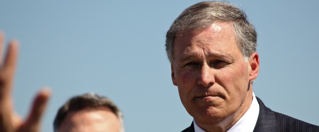 Jay Inslee (Credit - Creative Commons)