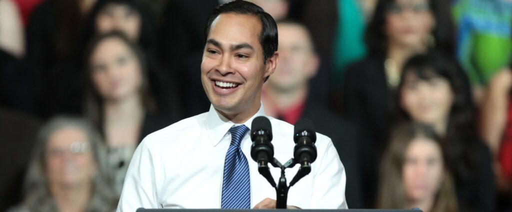 Julian Castro (Credit - Creative Commons)