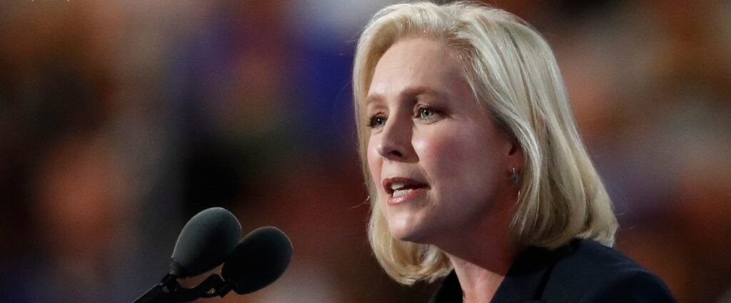 Kirsten Gillibrand (Credit - AP Photos - Paul Sancya)