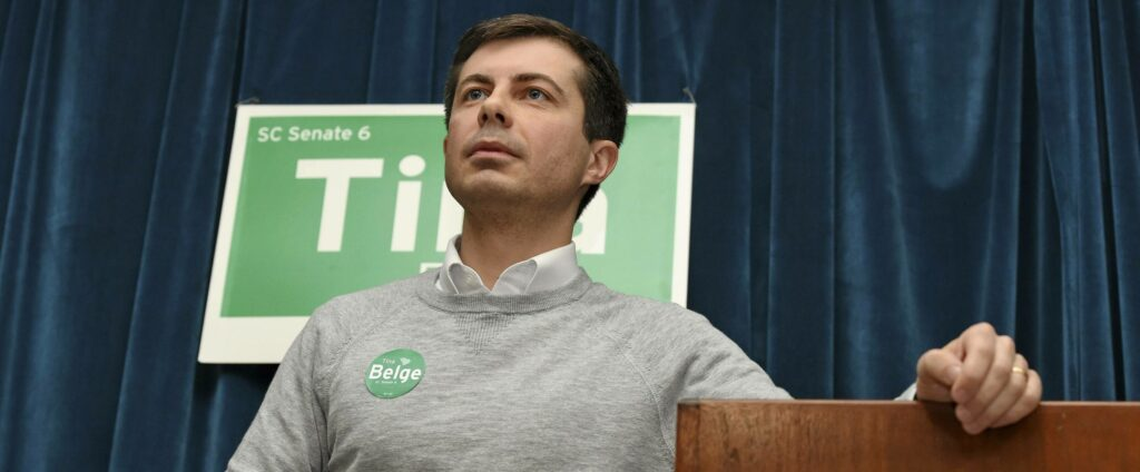 Pete Buttigieg (Credit - AP Photo - Richard Shiro)