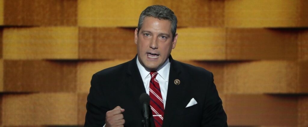 Tim Ryan (Credit: Alex Wong/Getty Images)