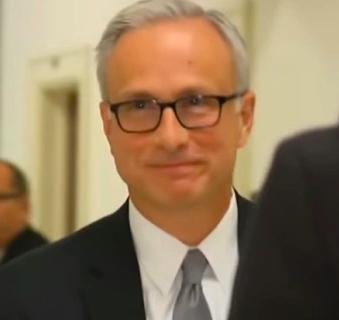 James Baker, former FBI general counsel
