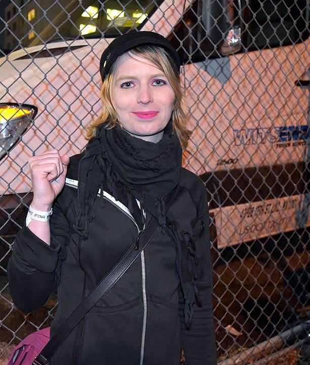 Chelsea Manning, whistleblower