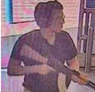 El Paso shooter