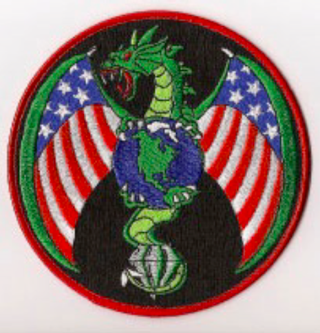 Launch Patch Orion-5 satellite
